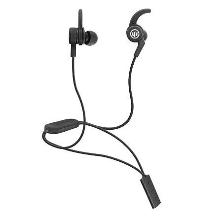 Wicked Audio Shred 2 Wireless Bluetooth Sweat Proof Earbud, Headphones Black Iron