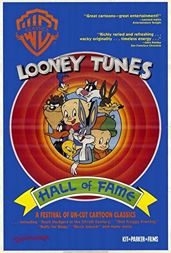 Looney Tunes: Hall of Fame Movie Poster