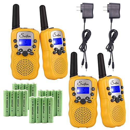walky talky 4 pack - 6