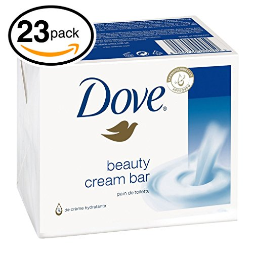 Pack P BARS Dove Beauty Soap