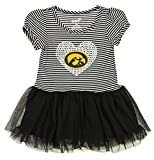 Outerstuff NCAA Girl's Toddlers Celebration Tutu, Iowa Hawkeyes 24 Months