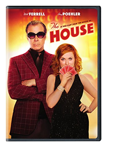DVD : The House (Eco Amaray Case, Dolby, AC-3, Dubbed, )