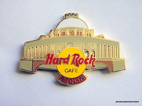 Bode Museum Pin Hard Rock Cafe Berlin at - Cafe Museum