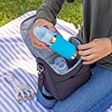 JuJuBe Insulated Baby Bottle Cooler Lunch Bag