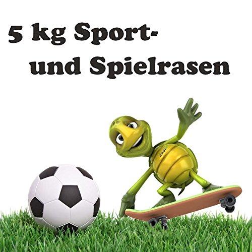 KAS Sport- und Spielrasen 5 kg Rasenmischung