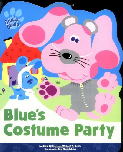 [Blue's Costume Party (Blue's Clues (Simon & Schuster Paperback))] (Blues Clues Halloween Costumes)