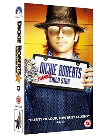 Dickie Roberts: Former Child Star [Reino Unido] [VHS]: Amazon ...