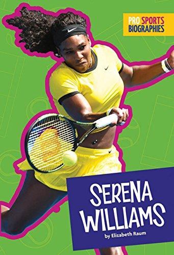 Serena Williams (Pro Sports Biographies) por Elizabeth Raum
