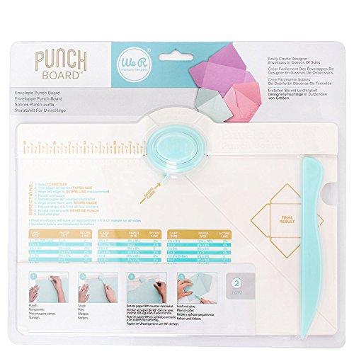 Brand New Envelope Punch Board-6.75