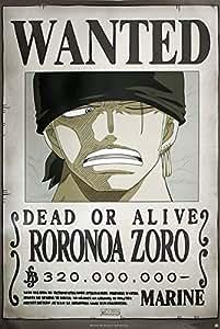 Amazon.com: One Piece - Manga / Anime TV Show Poster ...