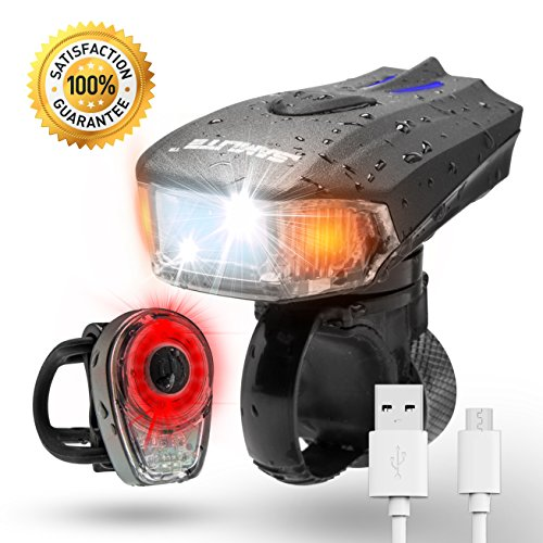 Best USB Rechargeable Bike Light product image