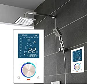 Gowe digital shower control system shower mixer - Intelligent shower ...