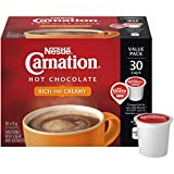 CARNATION Nestle Rich and Creamy Hot Chocolate, 15 g, 30 Count