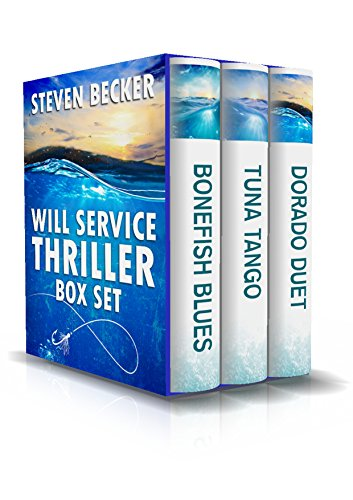 Will Service Thriller Series 1-3 por Steven Becker
