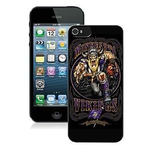 Iphone 5 Case Iphone 5s Cases NFL Minnesota Vikings 2 hjbrhga1544