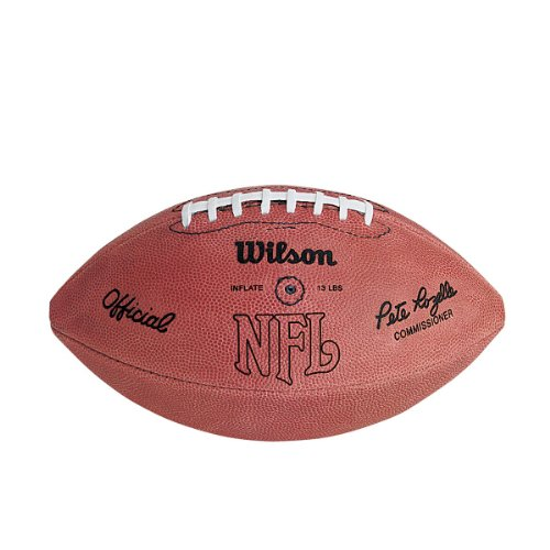 NFL Miami Dolphins, Washington Redskins Wilson Football Super Bowl 7 by Wilson