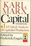 Capital : A Critique of Political Economy, Marx, Karl, 0717800172