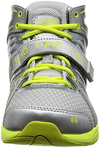 RYKA Women's Tenacity Cross-Trainer Shoe Grey/Silver/Lime countdown package for sale buy cheap sast purchase cheap online outlet find great cheap nicekicks jYI2lAesZP