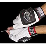 Silver Back Magnetic Powered Gloves