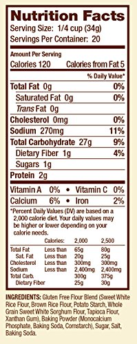 Bob's Red Mill Gluten Free Biscuit & Baking Mix, 24 Ounce (Pack of 4) by Bob's Red Mill (Image #5)