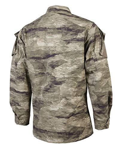 Tru-Spec A-TACS BDU Xtreme Jacket Regular 1759002 A-TACS Aux Mens Extra Small