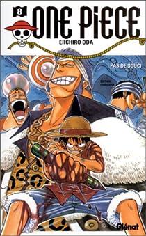 One Piece, Tome 8 : Pas de souci ! par Oda