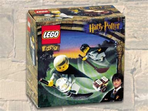 LEGO Harry Potter 4711: Flying Lesson [Toy] by LEGO