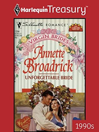 book cover of Unforgettable Bride