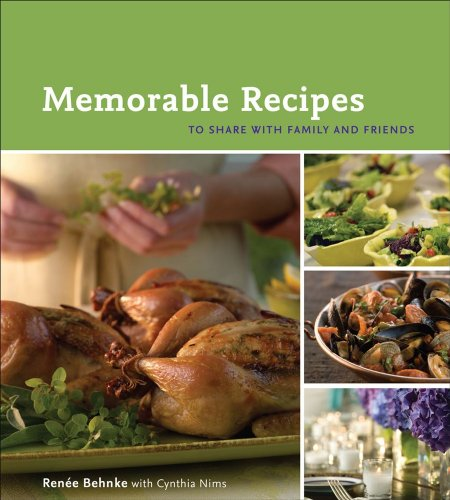 memorable recipes - 1