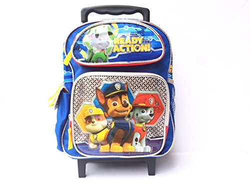 Patrol Action Toddler Rolling Backpack product image
