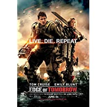 Edge of Tomorrow Movie Poster 11 x 17 Style B (2014) Unframed