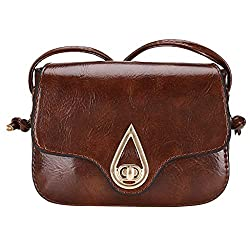 Lmx 3f Fashion Mother S Day Totes Women Leather Crossbody Bag Pure Color Shoulder Bags Messenger Bag Coin Bag Handbag