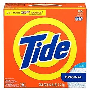 Product of Tide HE Ultra Powder Laundry Detergent (254 oz, 180 loads) - Laundry Detergents [Bulk Savings]