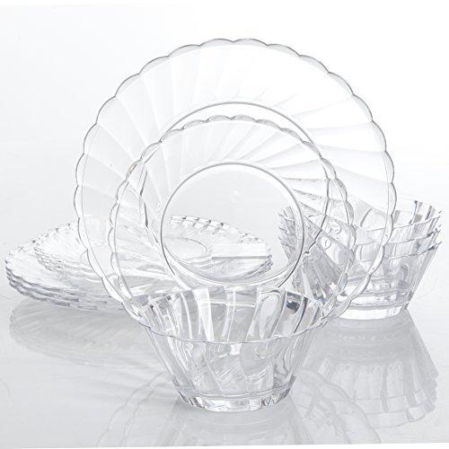 Acrylic Dinnerware - 3