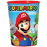 Super Mario Party Birthday Supplies 24 Pack Favor Cups