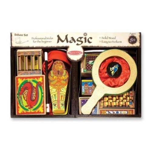 Deluxe Magic Set Melissa Doug Deluxe Magic Set