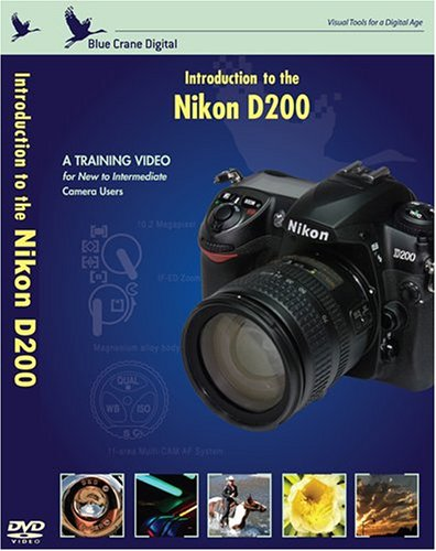 - Introduction to the Nikon D200
