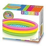 "Intex Kiddie Pool - Kid's Summer Sunset Glow Design - 58"" x"