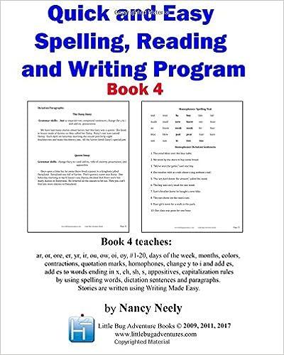 Program book writing