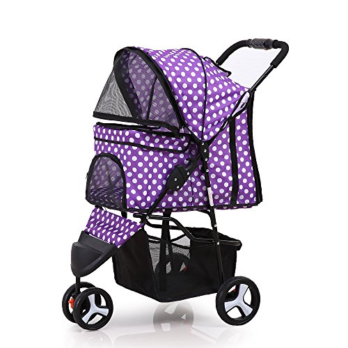 Dog Prams Strollers - 2