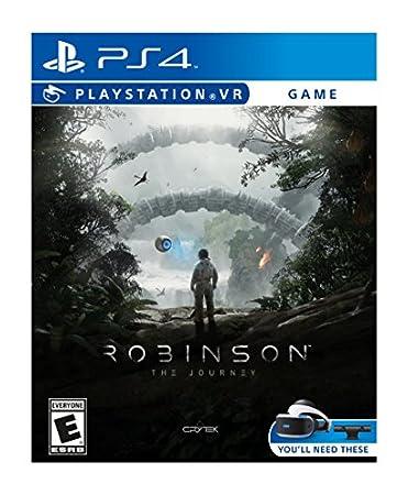 PSVR Robinson: The Journey - PlayStation VR