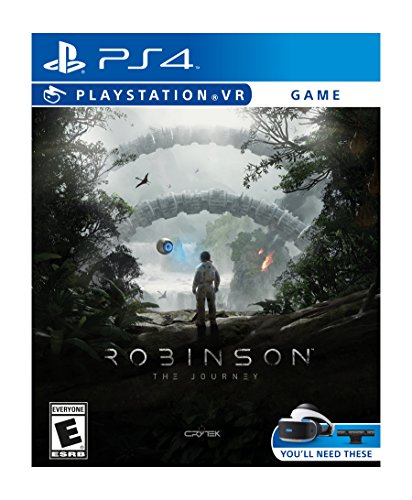 PSVR Robinson Journey PlayStation VR product image