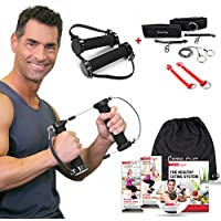 Gwee Gym Resistance Bands Exercise Kit - PRO - with...