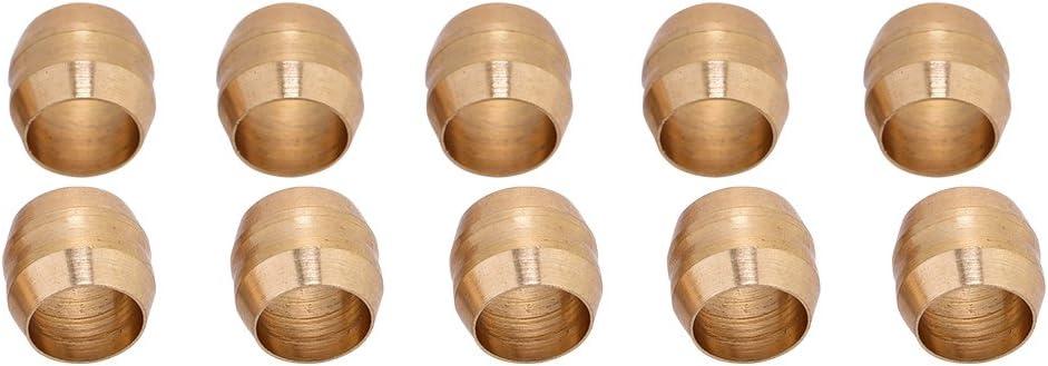 Manguera de Freno Oliva y Insertar Conjunto de Conectores 10 Set para Shimano SM-BH90//BH59 Manguera de Disco Hidr/áulico