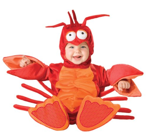 Hippo Costume Amazon (InCharacter Costumes Baby's Lil' Lobster Costume, Red/Orange, Medium (12-18 months))