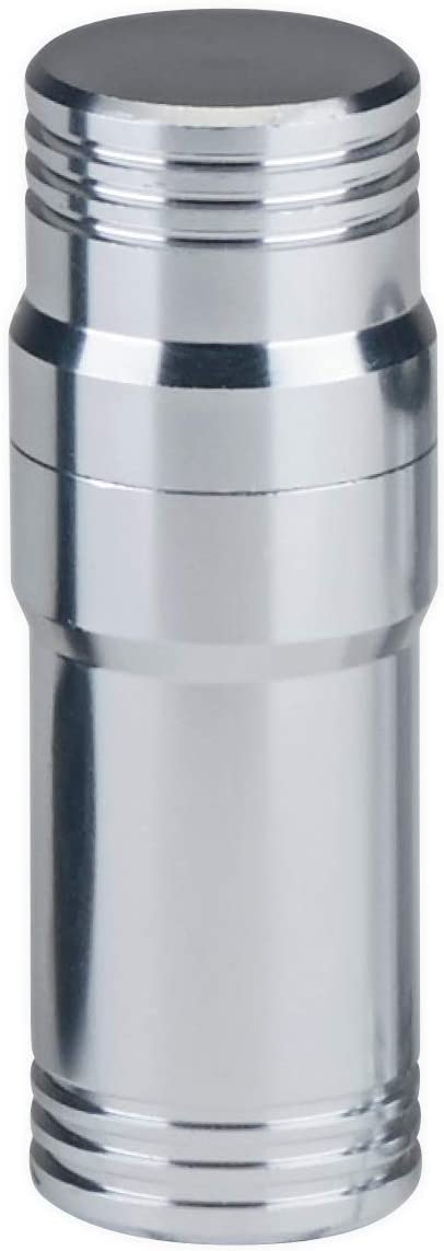 Cue and Case Lucasi JPA-TLSV Quick Release Turbo-Loc Aluminum Joint Protectors Silver