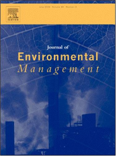 Time series modelling of global mean temperature for managerial decision-making [An article from: Journal of Environmental Management]
