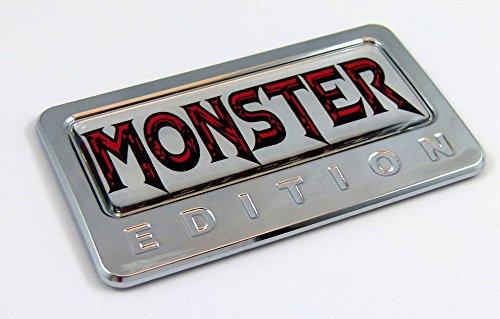 monster car emblem - 6