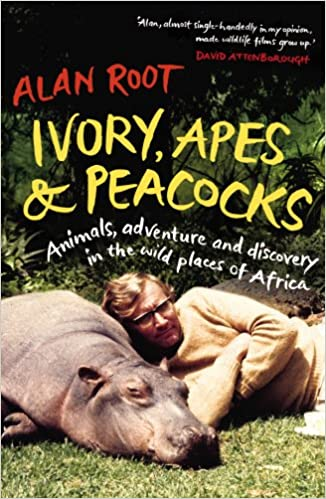 Animals Adventure and Discovery in the Wild Places of Africa Apes /& Peacocks Ivory