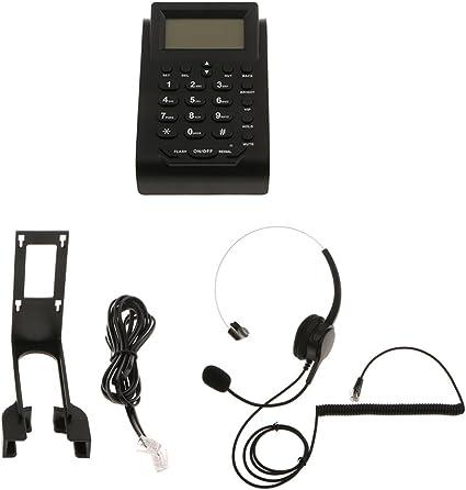 Almencla HT580 Auricular Manos Libres Plegable Servicio De ...